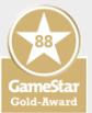 88/100 - GameStar Gold-Award