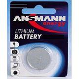 ANSMANN Knopfzelle LR44 Alkaline 1.5 V 1er Pack