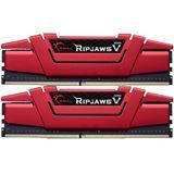 16GB G.Skill RipJaws V rot DDR4-2800 DIMM CL15 Dual Kit