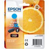 Epson Premium Ink 33XL cyan