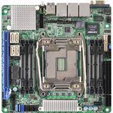 ASRock EPC612D4I Intel C612 So.2011-3 Quad Channel DDR4 Mini-ITX Retail