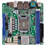ASRock C236 WSI Intel C236 So.1151 Dual Channel DDR4 Mini-ITX Retail