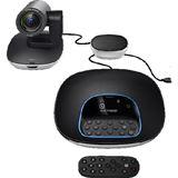 Logitech GROUP Videokonferenzsystem Webcam Bluetooth / NFC