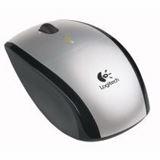 Logitech LX5 Wireless Optische PS/2 & USB Maus silber