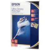 Epson Ultra Glossy S041926 Fotopapier 10x15 cm (20 Blatt)
