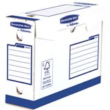 Fellowes BANKERS BOX Basic Archiv-Schachtel Heavy Duty A4+ (4472702)