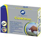 (€0,74*/1L) AF International Cardclene Chip-und Pin- Terminals / Geldautomaten / POS Terminals / Zahlungsgeräte Reinigungskarten 20 Stück Karton (CCP020)