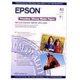 Epson Premium Glossy Fotopapier 42x29.7 cm (20 Blatt)