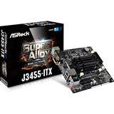 ASRock J3455-ITX SoC So.BGA Dual Channel DDR3 Mini-ITX Retail