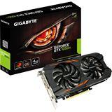 4GB Gigabyte GeForce GTX 1050 Ti Windforce OC 4G Aktiv PCIe 3.0 x16 (Retail)