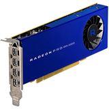 4GB AMD Radeon Pro WX 4100 Aktiv PCIe 3.0 x16 (x8) (Retail)