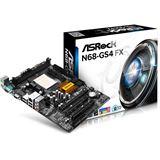 ASRock N68-GS4 FX NVIDIA nForce 630a So.AM3+ Dual Channel DDR3 mATX Retail