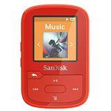 SanDisk MP3 Player Sansa Clip Sport Plus16GB rot