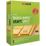 Lexware Büroeasy Start 2017 32 Bit Deutsch Buchhaltungssoftware Lizenz 1-Jahr PC (CD)