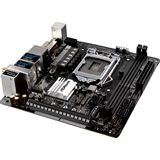 ASRock H270M-ITX/ac Intel H270 So.1151 Dual Channel DDR4 Mini-ITX Retail