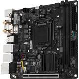 Gigabyte GA-H270N-WIFI Intel H270 So.1151 Dual Channel DDR4 Mini-ITX Retail