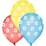 "Susy Card Luftballons ""Flower"", farbig sortiert"