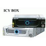 Icy Box Wechselrahmen IB-128SK-S silber,