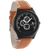 Xlyne Smart Watch QIN XW Prime II Pro mit Lederarmband