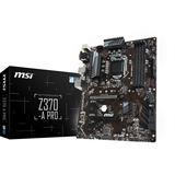 MSI Z370-A PRO Intel Z370 So.1151 Dual Channel DDR4 ATX Retail