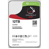 "12000GB Seagate IronWolf Pro NAS +Rescue ST12000NE0007 256MB 3.5"" (8.9cm) SATA 6Gb/s"