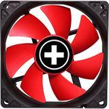 Xilence Red Wing 92x92x25mm 1500 U/min 19 dB(A) schwarz/rot
