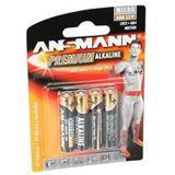 Ansmann Alkaline Premium Micro (AAA) 4er