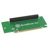 Riser-Karte PCI-Express für SilverStone Lascala SST-LC02 und LC04