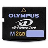 2 GB Olympus Typ M xD Bulk