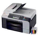 Brother MFC-5860CN A4 6000dpi Color Tinte MFP USB schwarz