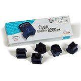 Xerox Toner 016204500 Cyan Kit