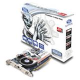 512MB SAPPHIRE Radeon X1650 Pro DDR2 128Bit DVI TVOut AGP r