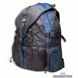 """Manhattan Notebook Tasche Everest 17"""" (43,18cm) schwarz"""