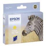 Epson Tinte C13T074440 gelb