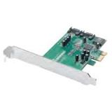 Adaptec 1220SA 2 Port PCIe x1 Low Profile retail