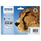 Epson Tinte C13T07154010 schwarz, cyan, magenta, gelb