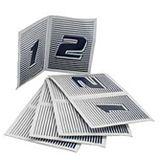 (€0,35*/1L) InLine Monitore / Notebooks Reinigungstücher 10 Stück (43214)
