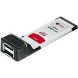 Equip eSATA Controller 2 Port eSATA Card / 34 retail