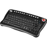 Sharkoon RF HD Wireless Tastatur Schwarz Deutsch USB