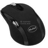 WinTech Optische Maus USB schwarz/rot (kabelgebunden)