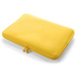 "Dicota PerfectSkin Notebook-Hülle 15.4"" (39,1cm) gelb"