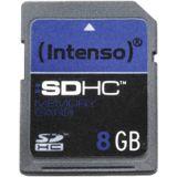 8 GB Intenso Standard SDHC Class 4 Bulk