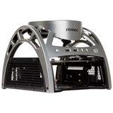 Antec Mini Skeleton-90 ITX Tower 90 Watt schwarz/silber