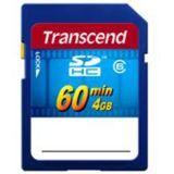 4GB Transcend SDHC Video Class 6