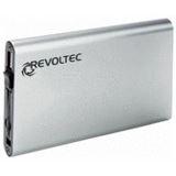 "2.5""(6,35cm) Revoltec EX201 External Case SATA USB 2.0 Silber"