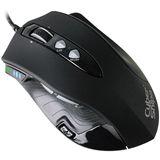 Cyber Snipa Silencer Gaming Mouse USB schwarz (kabelgebunden)