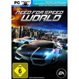 Electronic Arts NEED FOR SPEED WORLD (PC)