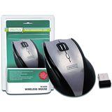 Digitus DA-20128 USB schwarz/silber (kabellos)