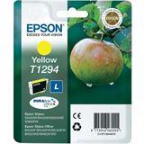 Epson T1294 Tintenpatrone gelb hohe Kapazität 7ml 1er-Pack DURABrite ultra ink retail pack