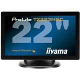 "21,5"" (54,61cm) iiyama ProLite T2233MSC-B1 schwarz 1920x1080 1xVGA/1xDVI"